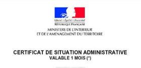 Intermédiaires avec les autorités administratives …