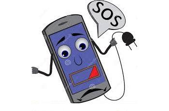 Garantie légale de conformité : c'est téléphone et batterie …