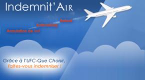 Indemnit'Air : surbooking, vol retardé ou annulé, faites vous indemniser !