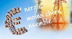 «Energie moins chère ensemble» : vous avez été plus pour payer moins.