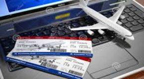 Réservation en ligne d'un vol et avion en retard …