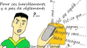 Démarchage téléphonique: les députés aux abonnés absents…