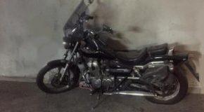 Moto inutilisée et au garage : elle doit être assurée !