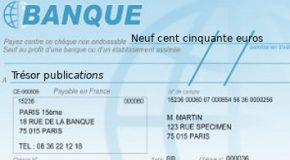 Falsification d'un chèque : comment l'éviter ?