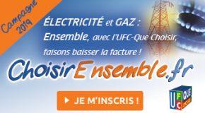 «Energie moins chère ensemble», campagne 2019