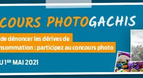 Résultats du concours Photogâchis